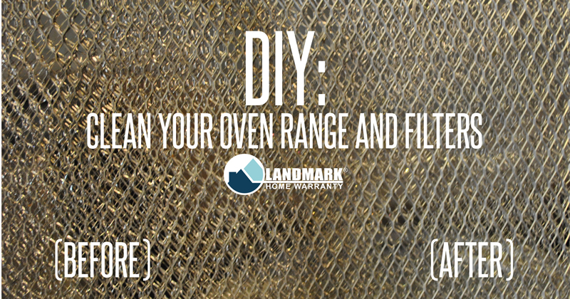 Learn about how to clean your oven range and filters to keep your range working properly.