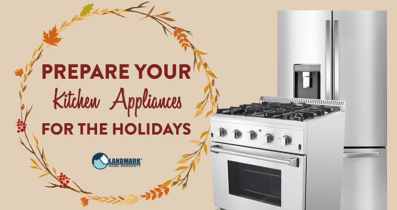 Learn how to keep your appliances going through the holidays with these tips.