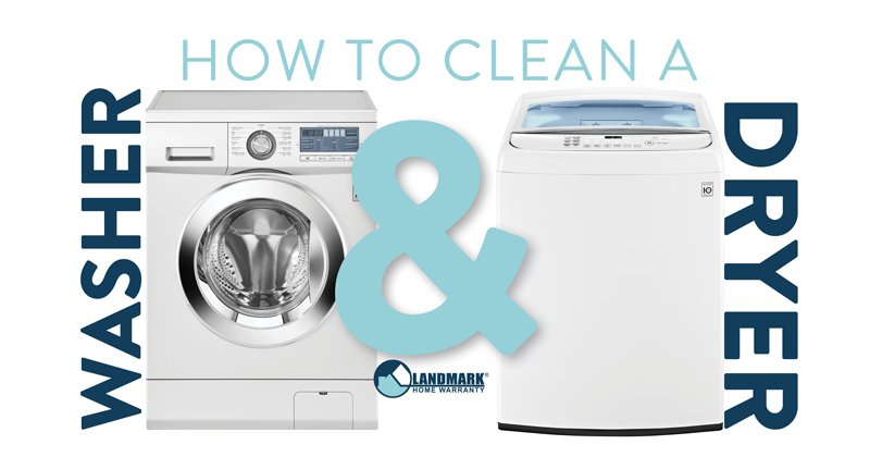 Learn how to clean your washer and dryer and prevent dryer fires with this guide.