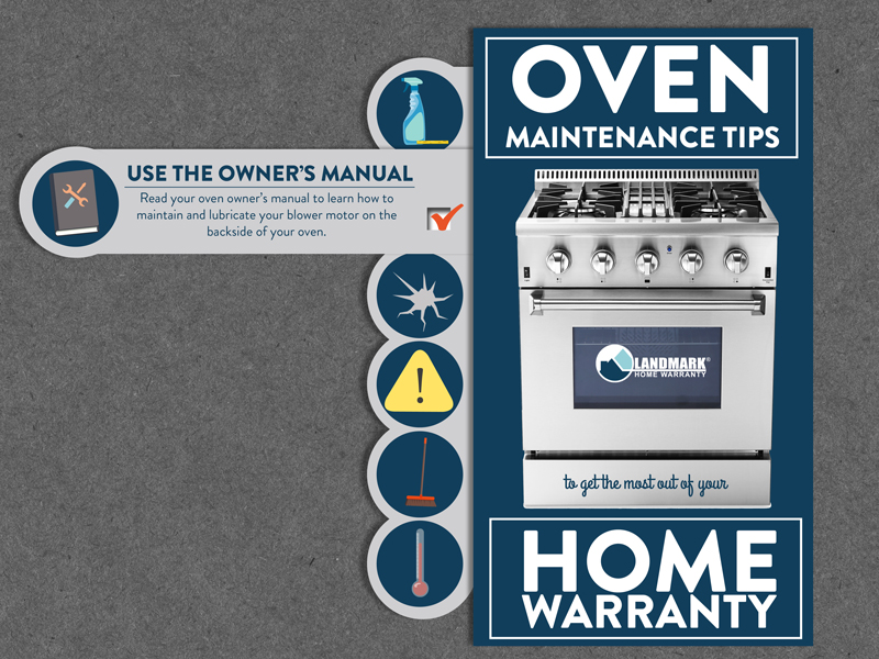 Oven Maintenance Tips To Get The Most Out Of Your Home Warranty