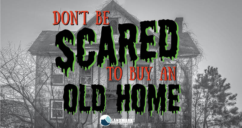 header image for the blog dont be scared to buy and old home