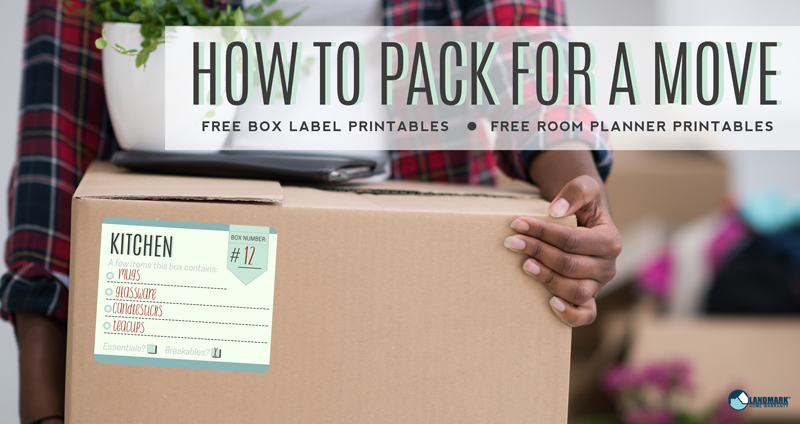 Get ready for your move with printable box labels, room planners, to-do lists, and more.