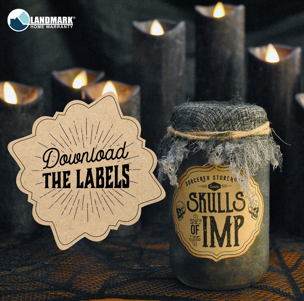 Get the skulls of imp apothecary bottle label by clicking here.