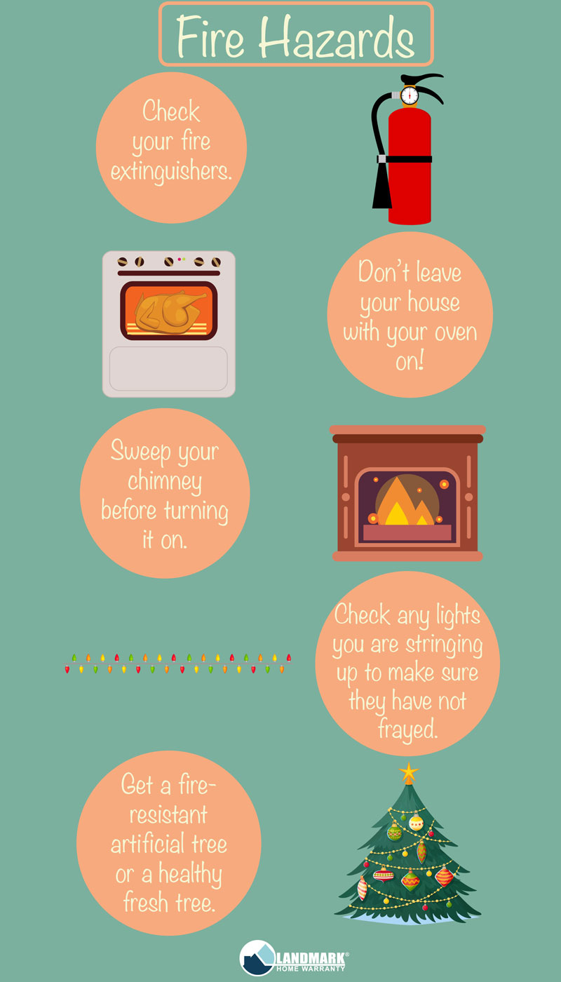 The chance of having a house fire during the holidays is high if you aren't diligent. Use these tips to prevent fires.