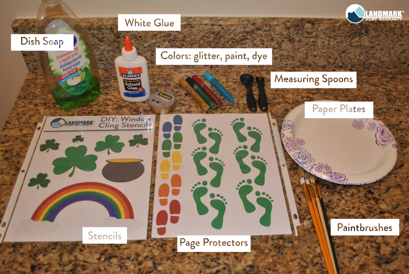 What you'll need to make your own window clings