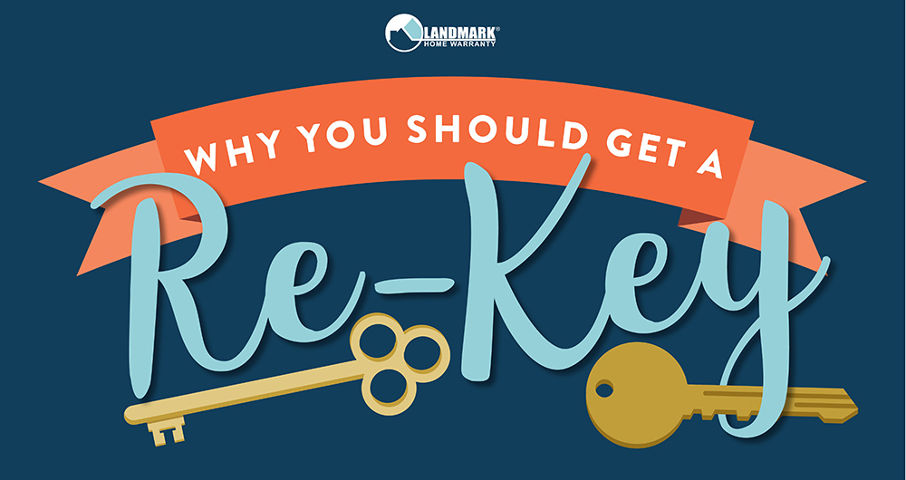Learn why re-keying your locks is an essential thing you should do before moving into your home.