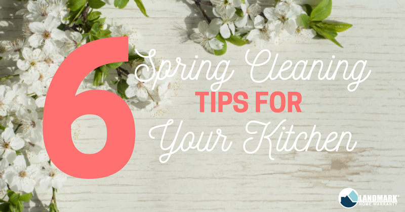 Spring cleaning tips for your kitchen header.<!--cke_bookmark_93S--><!--cke_bookmark_93E-->