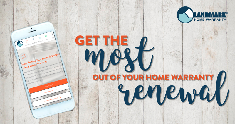 header image linking to the blog how to get the most out of your home warranty renewal
