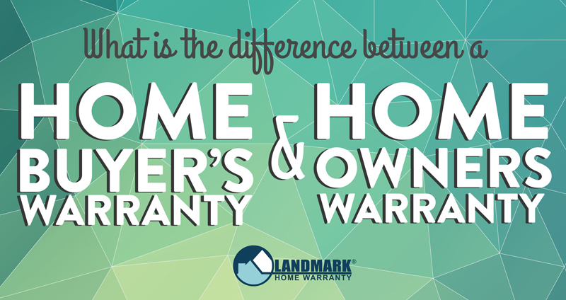 Learn more about home buyer warranties and homeowner warranties with this blog.