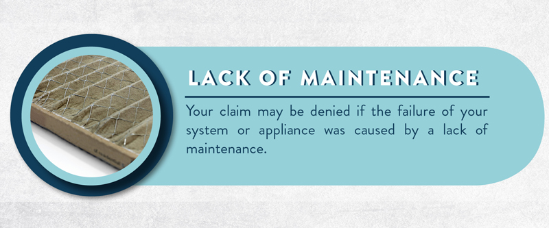 image explaining that the second reason why your claim might be denied