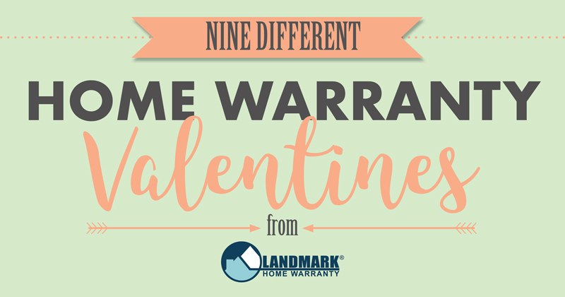 Home Warranty Valentines from 2015
