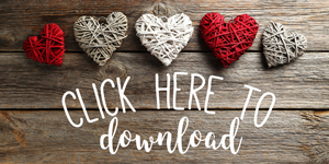 Click here to download the Real Estate Valentine's Day Cards.