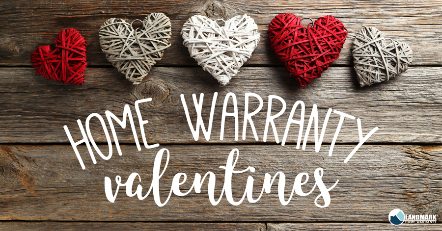 Home warranty Valentines 2017