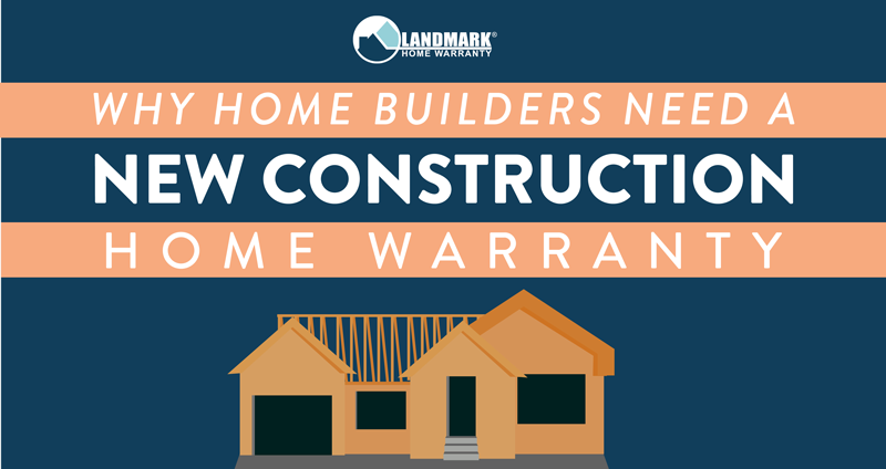 Every new construction home should have a home warranty.