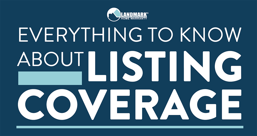 Learn everything about Landmark Home Warranty's Listing Coverage contract with this blog.
