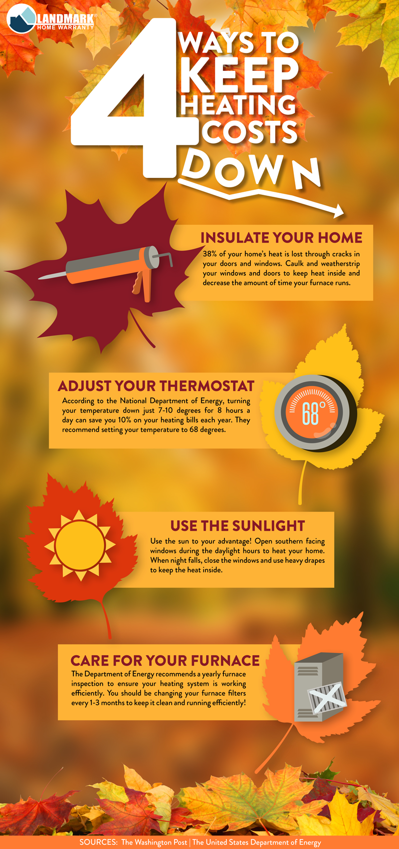 4 ways to keep your heating bills down - What temperature to keep house in winter when gone ...