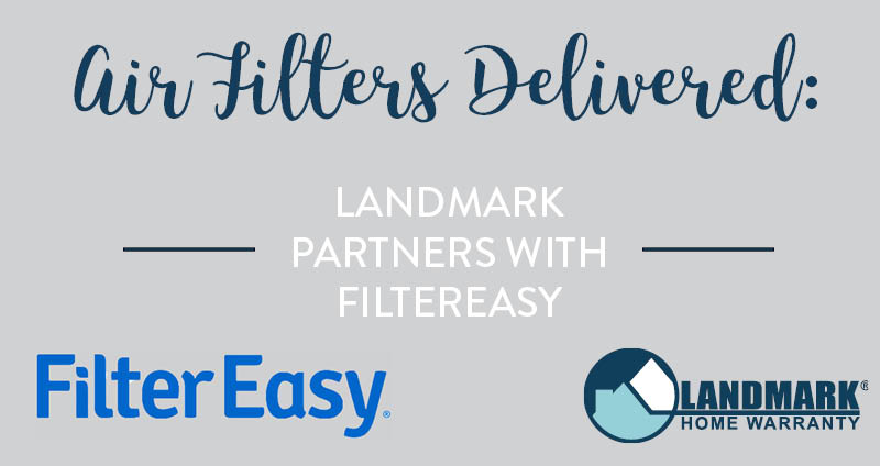 Landmark has partnered with FilterEasy to provide our customers with one free air filter!