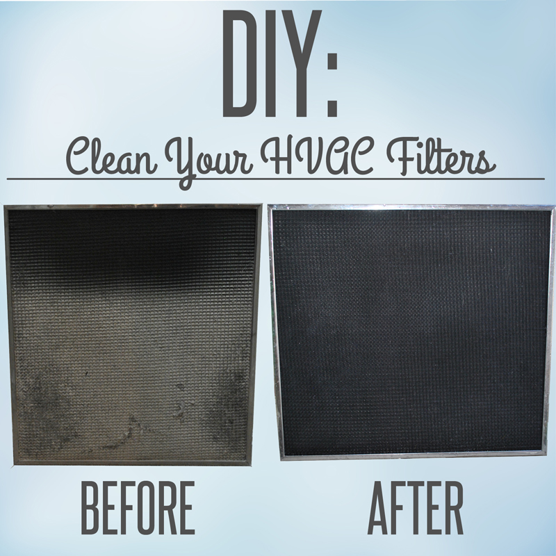 How To Clean Or Replace Your HVAC Filters