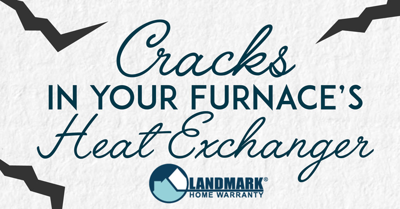 How does your furnace's heat exchanger crack?