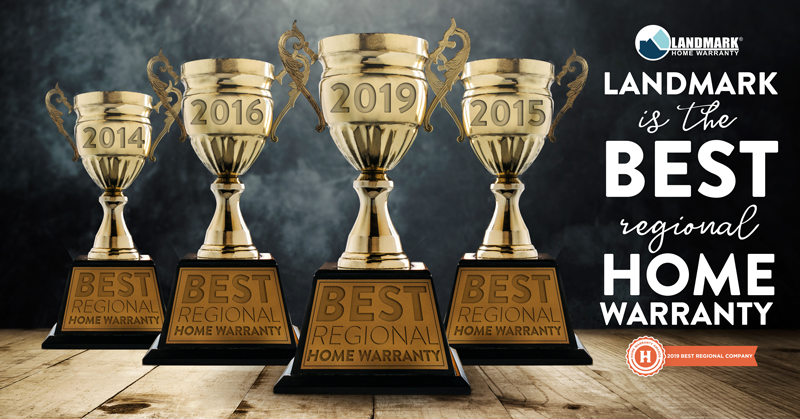 Why Landmark Home Warranty was named the best regional home warranty for 2019.