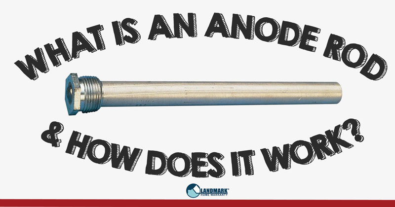 Header image for what is an anode rod and what does it do?