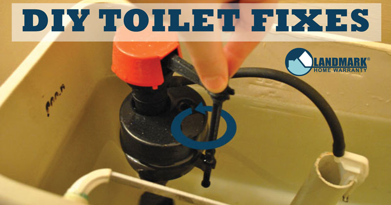 Learn simple repairs and fixes for your toilet problems with this article.
