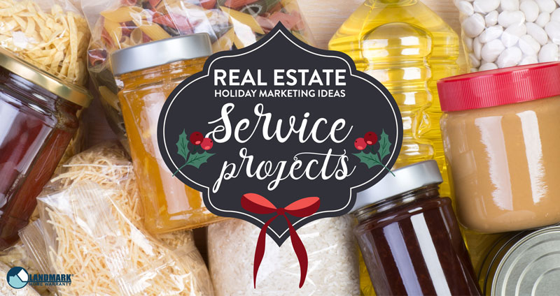Real estate marketing tip 1: do a community service project.