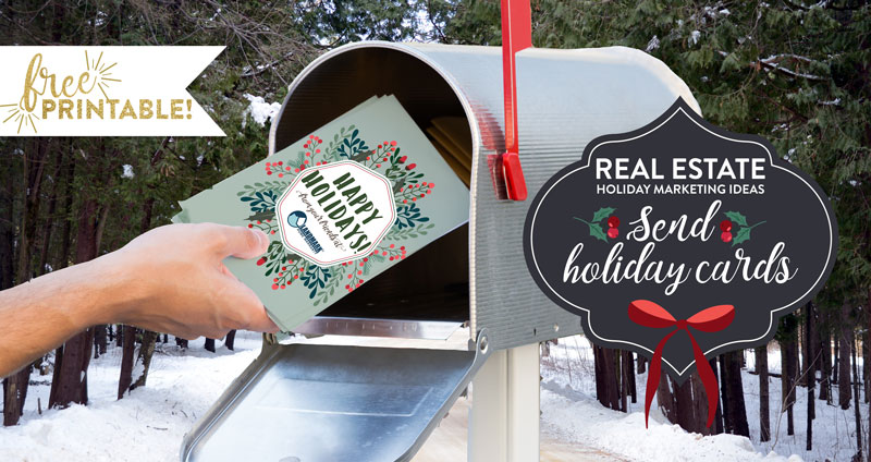 Download free holiday cards for your clients.